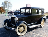 1929 Ford Model A 4-Door with Extras