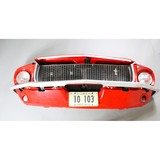 Authentic 1967 Ford Mustang Wall Hanger