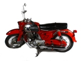 1965 Honda CA95-150 Dream Motorcycle