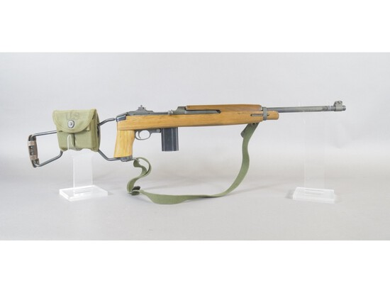 Auto Ordnance M1 Carbine Paratrooper Reproduction