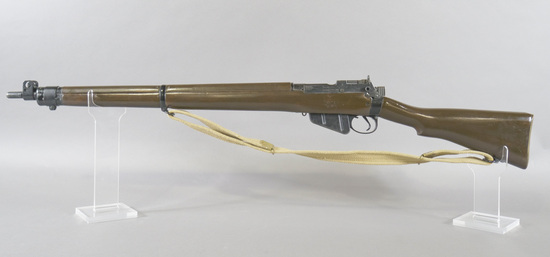 Enfield No 4 MK III Rifle 303 Caliber