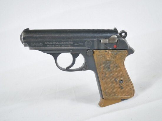 Walther PPK RZM (Nazi Party) 32 Caliber