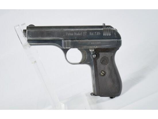 CZ Model 27 Pistol 32 Caliber