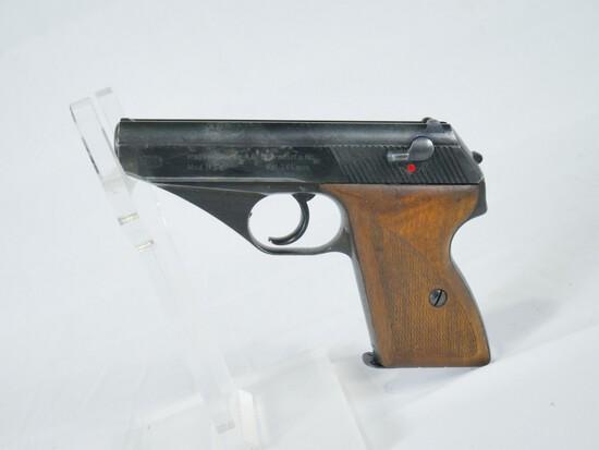 Mauser HSC Pistol 32 Caliber