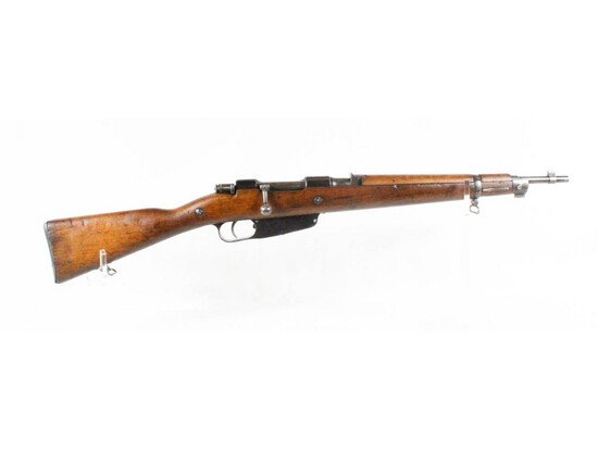 Italian Carcano M38 Carbine
