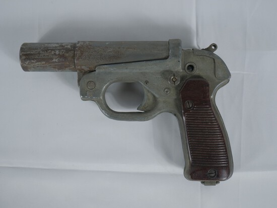 WWII German Flare Gun