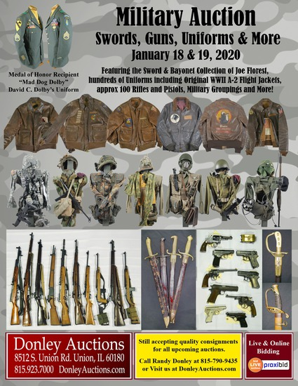 Day 2 - Guns & Military Relics