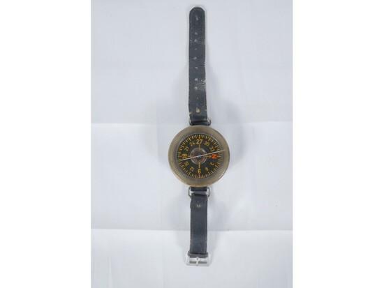 WWII German Pilot/Airborne Wrist Compass