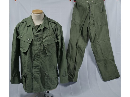Vietnam US Slant Jungle Jacket/Trousers