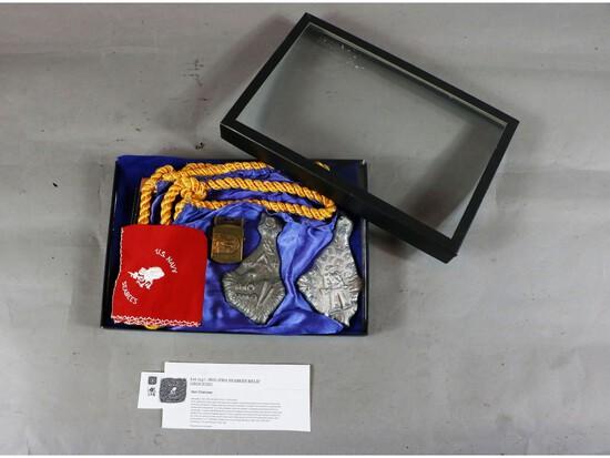 Iwo Jima Seabees Relics
