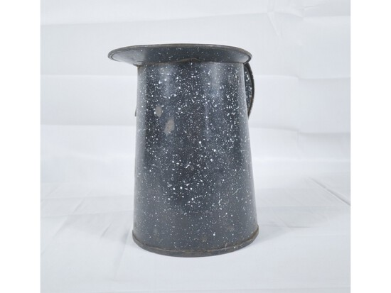 WWI/WWII US Navy Granite Wear Coffee Pot