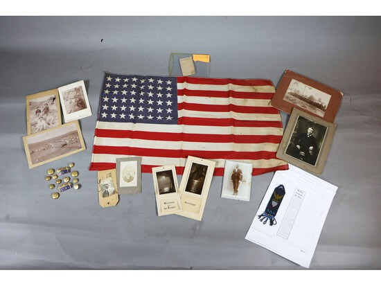 Spanish American War Veterans Memorabilia