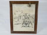 WWI US KIA Photograph & Compass Group