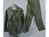 Vietnam US Slant Jungle Jacket/Trousers