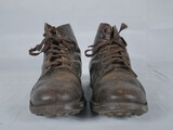 WWII Belgium Army Ankle Boots