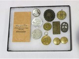 WWII German Medal Tinnie & Badge Lot