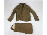WWII Japanese Flight Jacket and Pants