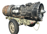 Post WWII US Army Air Corps Jet Engine