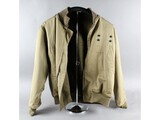 WWII Tanker Jacket With 9th Air Corps Patch