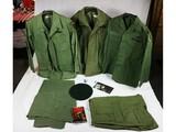 Vietnam-Era Green Beret Grouping