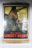 Original WWI Lithograph Poster