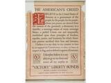 Victory Liberty Bonds Poster