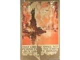 WWI Liberty Bonds Poster