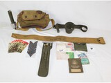 Misc US WWII Military Items
