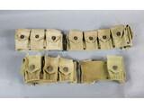 WWI Ammo Belts