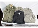 US Coat Lot