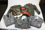 East German Uniform Lot