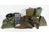 Military Surplus Box Lot