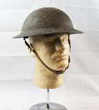 1917 A1 Kelly Helmet Wake Island Period
