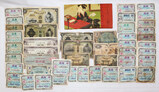 Iwo Jima Japanese Assorted Currency