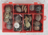 Okinawa Assorted Japanese Uniform Buttons