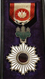 Japanese Order of the Rising Sun Medal 3rd Class