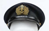 WWII Japanese Naval Officer Hat