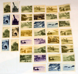 Japanese Cigarette Cards