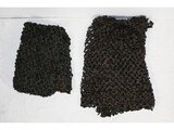 2 Piece Camouflage Netting Cover