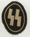 WWII German SS Sleeve Patch