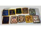 10 WWII US Army Pillow Shams
