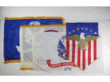 US Army Flags (4)