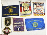 US Military Flag / Pennant Grouping