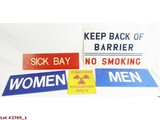US Military Signs (5)