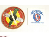 Military Wall Plaques (2)