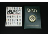 2 Books The Army, Uniforms