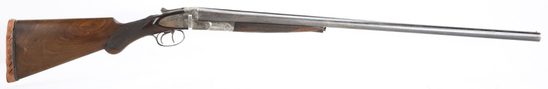 LC Smith Trap Double Barrel 12 Gauge Shotgun