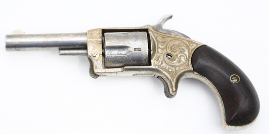 Sportsman 32 Caliber Cartridge Revolver