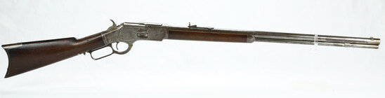 Winchester Model 1873 Lever Action Rifle 32 Cal