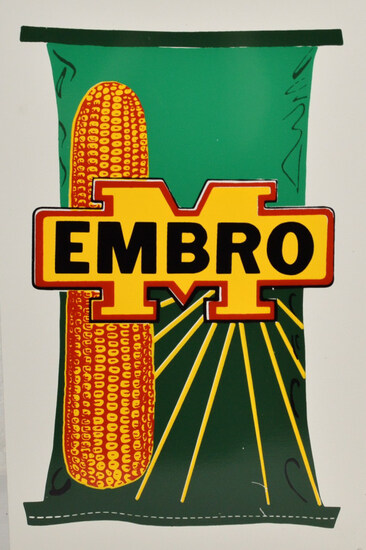 Embro Seed Sign